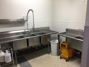 Washroom area 1
